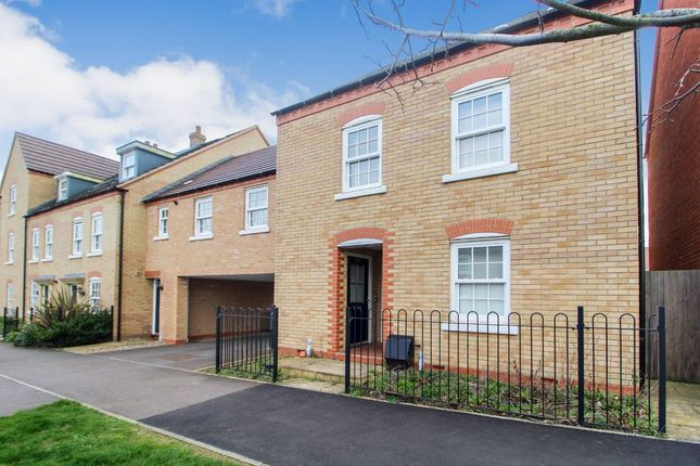 Thumbnail Maisonette for sale in Wilkinson Road, Kempston, Bedford