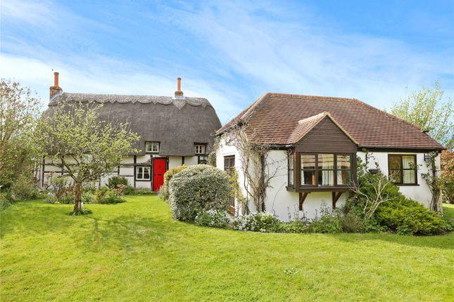 Thumbnail Detached house for sale in Bridge Road, Ickford, Aylesbury, Buckinghamshire