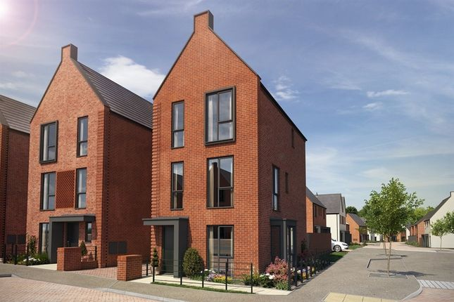 """Thumbnail Property for sale in """"The Redwood"""" at Hornbeam Drive, Wingerworth"""