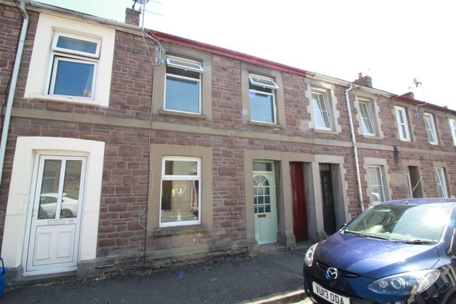 Thumbnail Terraced house for sale in Stanhope Street, Abergavenny