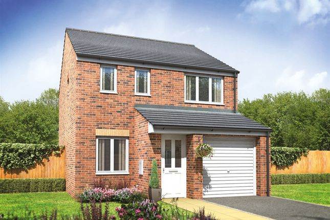 "3 bed detached house for sale in ""The Rufford"" at Lundhill Road, Wombwell, Barnsley S73"
