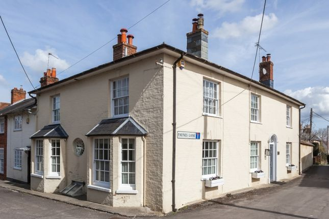 Thumbnail Link-detached house for sale in Broughton, Stockbridge, Hampshire