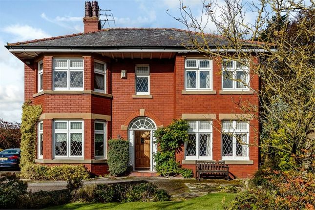 Thumbnail Detached house for sale in Renacres Lane, Halsall, Ormskirk, Lancashire