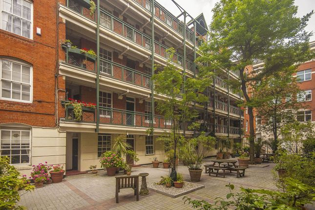 Thumbnail Flat for sale in Sheridan Buildings, Martlett Court