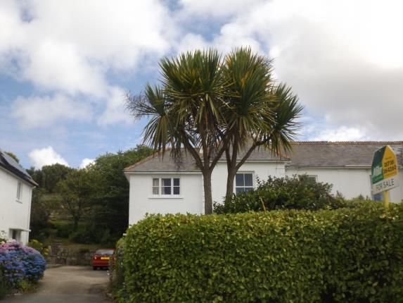 Thumbnail Flat for sale in Porthcurno, St. Levan, Penzance