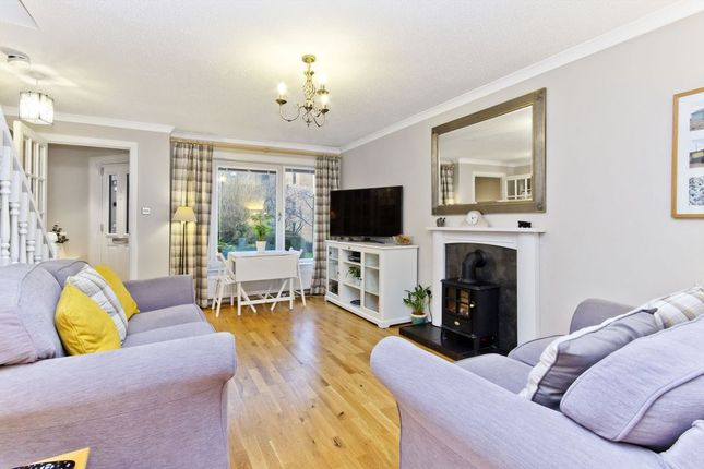 Thumbnail Terraced house for sale in 49 South Beechwood, Corstorphine