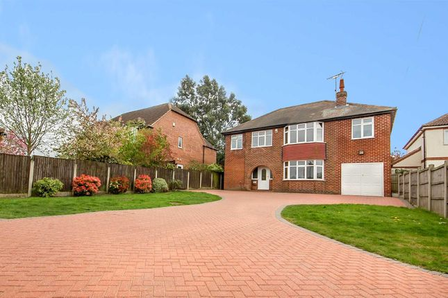 Thumbnail Detached house to rent in Main Road, Ravenshead, Nottingham