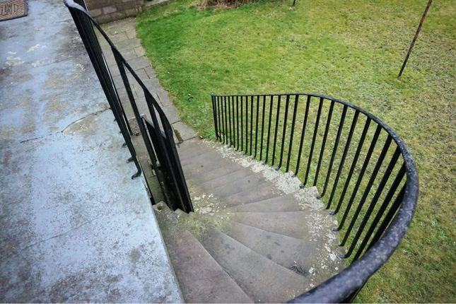 Staircase of 201 Clepington Road, Dundee DD3