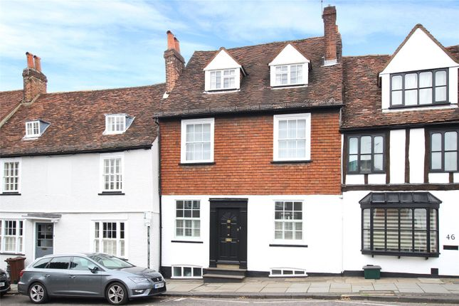 4 bed terraced house for sale in Holywell Hill, St. Albans, Hertfordshire