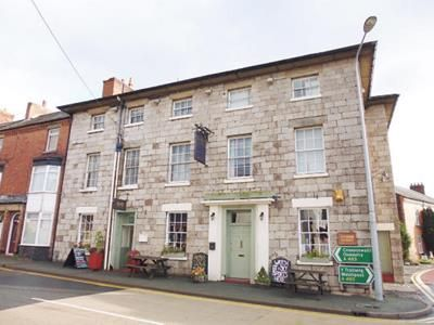 Thumbnail Restaurant/cafe for sale in The Cross Keys, North Road, Llanymynech, Shropshire