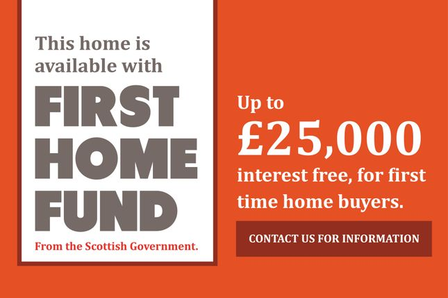Available With First Home Fund