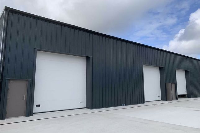 Thumbnail Light industrial to let in Brand New Unit, Plot E, Walker Business Park, Truro, Cornwall