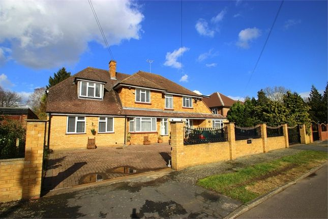Thumbnail Detached house to rent in Wood Lane Close, Iver, Buckinghamshire