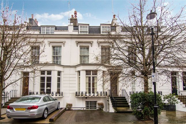 Thumbnail Terraced house for sale in Abingdon Villas, London