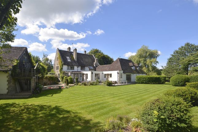 Thumbnail Detached house for sale in Fossecombe House, The Shoe, North Wraxall, Wiltshire