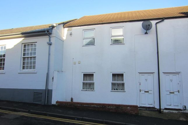 Thumbnail Flat to rent in George Street, Grantham