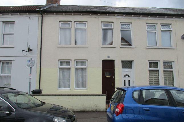Radnor Road, Canton, Cardiff CF5