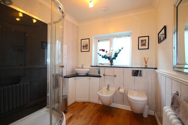 Shower Room of Meadow View, Botcheston, Leicester LE9