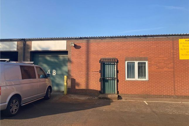 Thumbnail Light industrial to let in Unit 4B, Plumtree Road, Bircotes, Doncaster