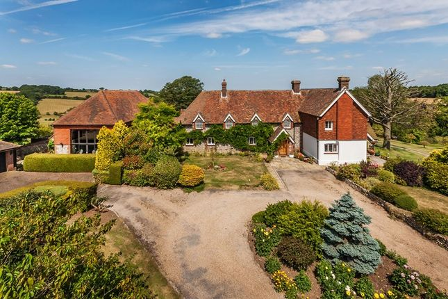 Thumbnail Detached house for sale in Beddlestead Lane, Warlingham