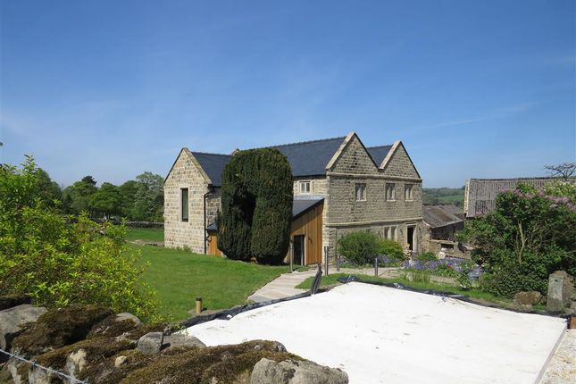 Thumbnail Detached house for sale in Coach Road, Ashover, Chesterfield