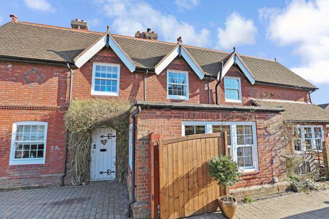Thumbnail Semi-detached house for sale in Lecole Walk, High Street, Botley, Southampton