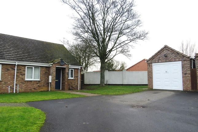 Thumbnail Semi-detached bungalow to rent in Townsend Way, Metheringham, Lincoln