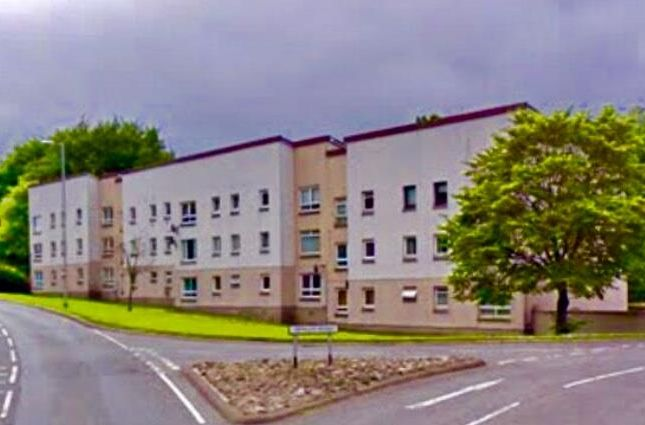 Thumbnail Flat to rent in Ash Road, Cumbernauld, Glasgow