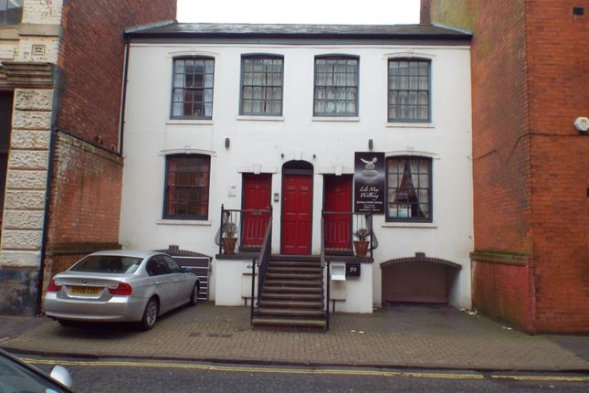 Thumbnail Office to let in 41 Vittoria Street, Jewellery Quarter