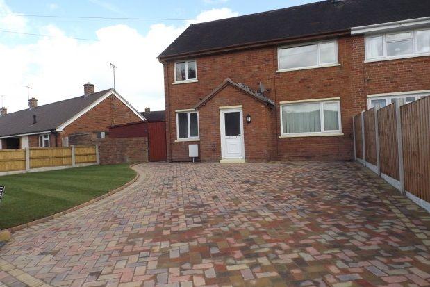 Thumbnail Property to rent in Bryn Y Wern, Coedpoeth, Wrexham