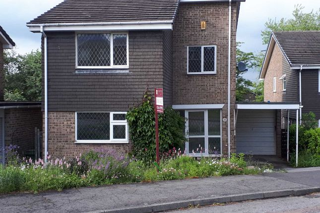 Thumbnail Detached house for sale in Eskdale Close, Dronfield Woodhouse, Derbyshire