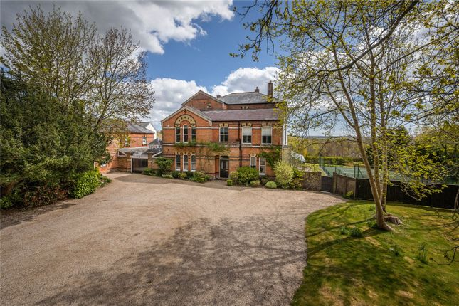 Thumbnail Detached house for sale in Hawthorn Road, Charlton Down, Dorchester, Dorset