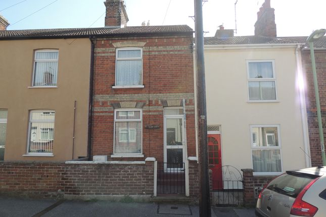 Thumbnail Property to rent in Seago Street, Lowestoft