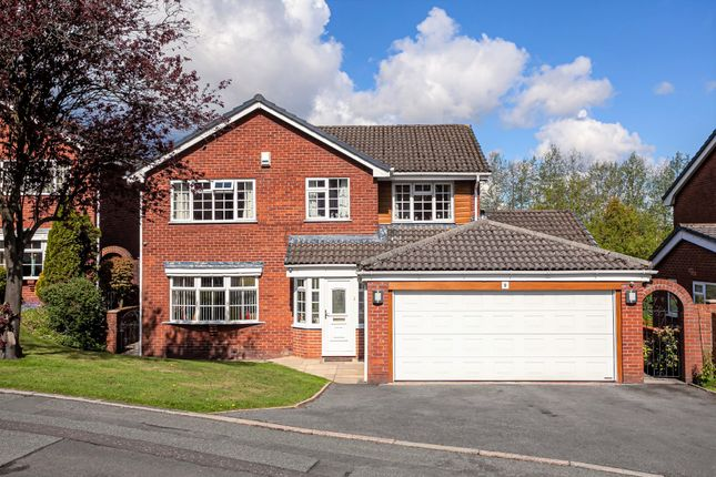 Thumbnail Detached house for sale in 9 Rookwood, Chadderton