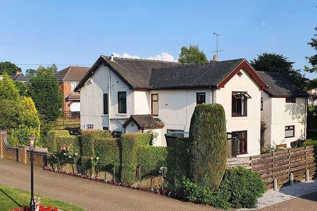 Thumbnail Detached house for sale in Dilhorne Road, Forsbrook, Stoke-On-Trent