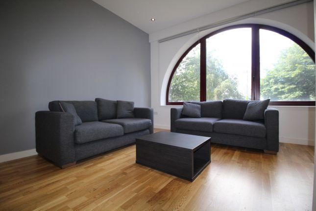 Thumbnail Flat to rent in Q One Residence, Wade Lane, Leeds
