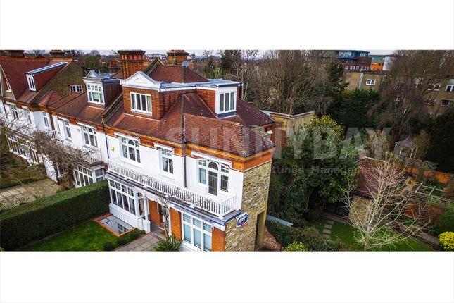 Thumbnail Semi-detached house to rent in St John Avenue, Putney
