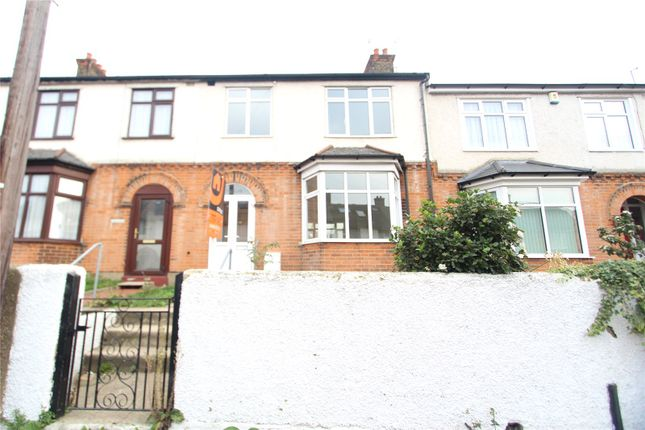 Thumbnail Terraced house to rent in Devonshire Road, Gravesend, Kent