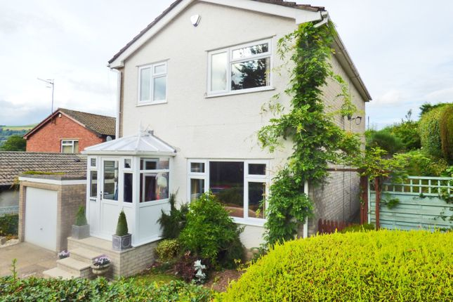 Thumbnail Detached house for sale in Church Road, Govilon