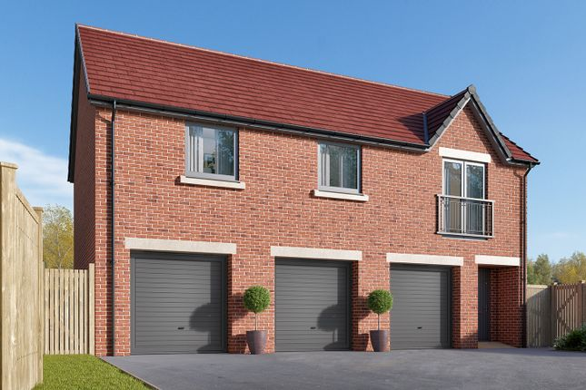 "Thumbnail Property for sale in ""The Ashbee"" at Cautley Drive, Killinghall, Harrogate"