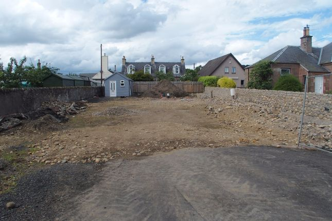 Thumbnail Land for sale in Braes Road, Rattray, Blairgowrie