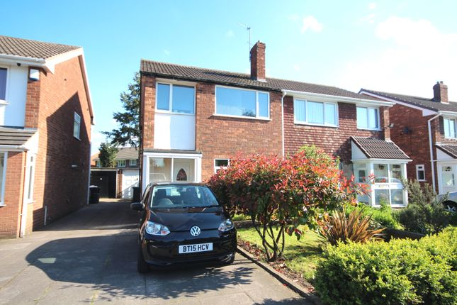 Thumbnail Semi-detached house to rent in Andrew Road, West Bromwich