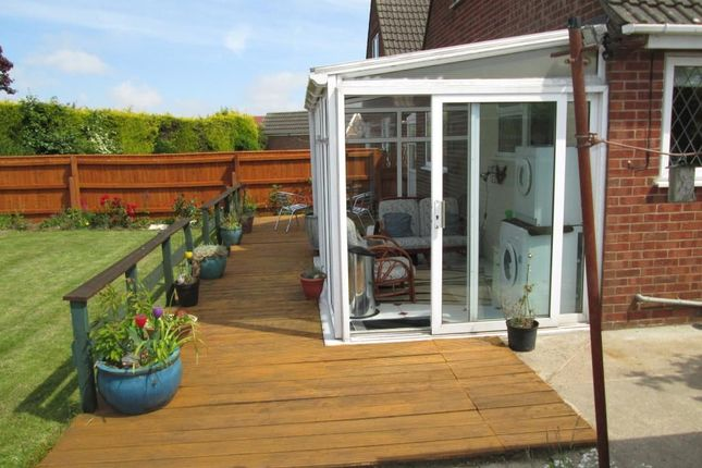 Thumbnail Detached house for sale in Foxhill, Grimsby