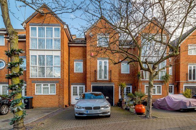 Thumbnail Terraced house for sale in Honeyman Close, London, London