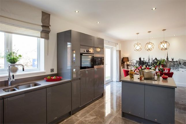 """Thumbnail Detached house for sale in """"Mitford"""" at Sophia Drive, Great Sankey, Warrington"""