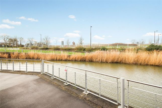 Local Area of Bluewater Quay, Bedford MK42
