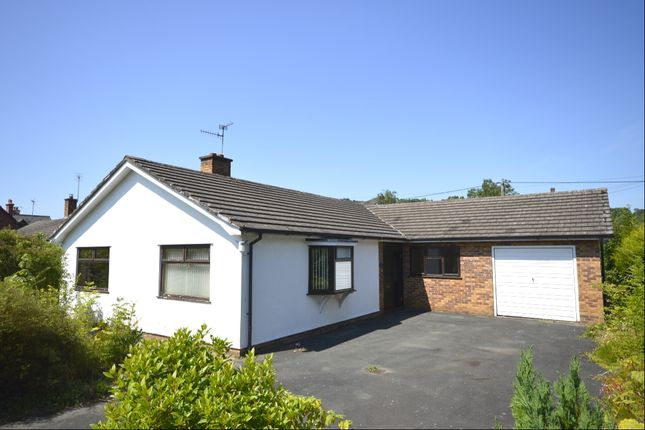 Thumbnail Bungalow for sale in Rectory Lane, Llanymynech, Powys