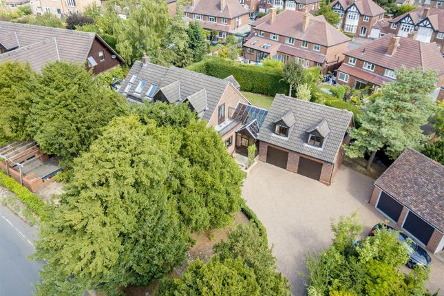 Thumbnail Detached house for sale in Hallams Lane, Chilwell, Nottingham