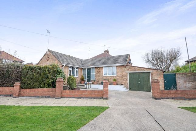 Thumbnail Bungalow for sale in Meadowfields Drive, York