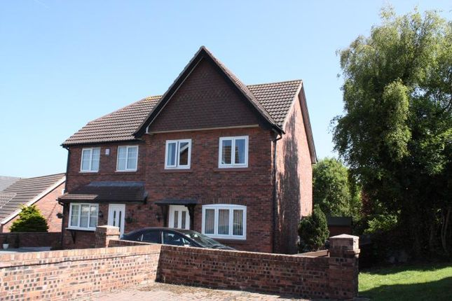 Thumbnail Semi-detached house to rent in LL28, Rhos On Sea, Conwy Borough